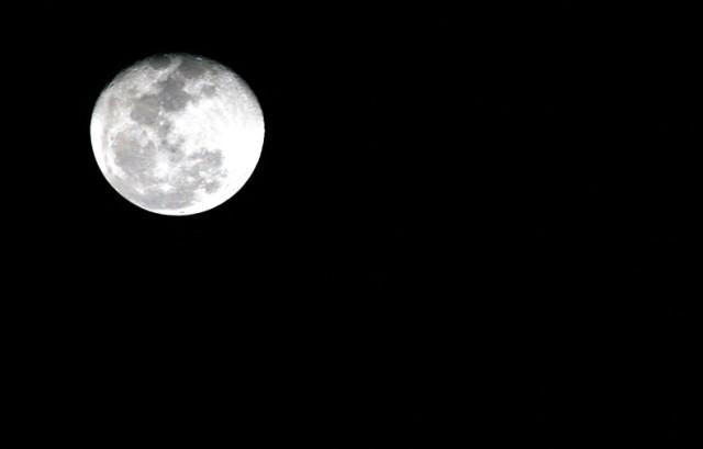 Maldive Laamu moon