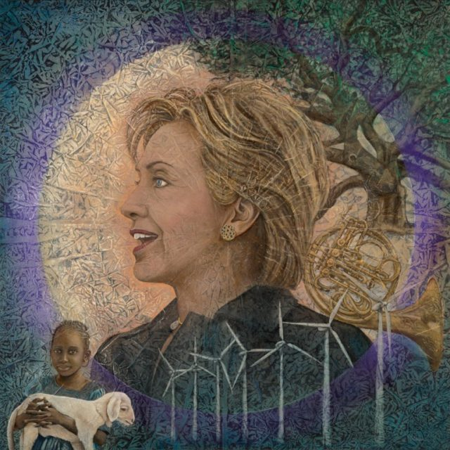 webber-hillary-clinton-portrait